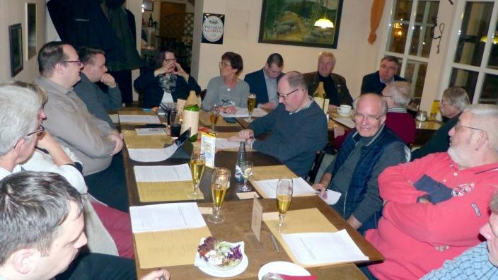 Kritische Diskussion der Blankenburger-CDU zum Koalitionsvertrag