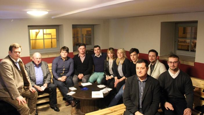 Junge Union Harz diskutiert über mögliche Minderheitsregierung